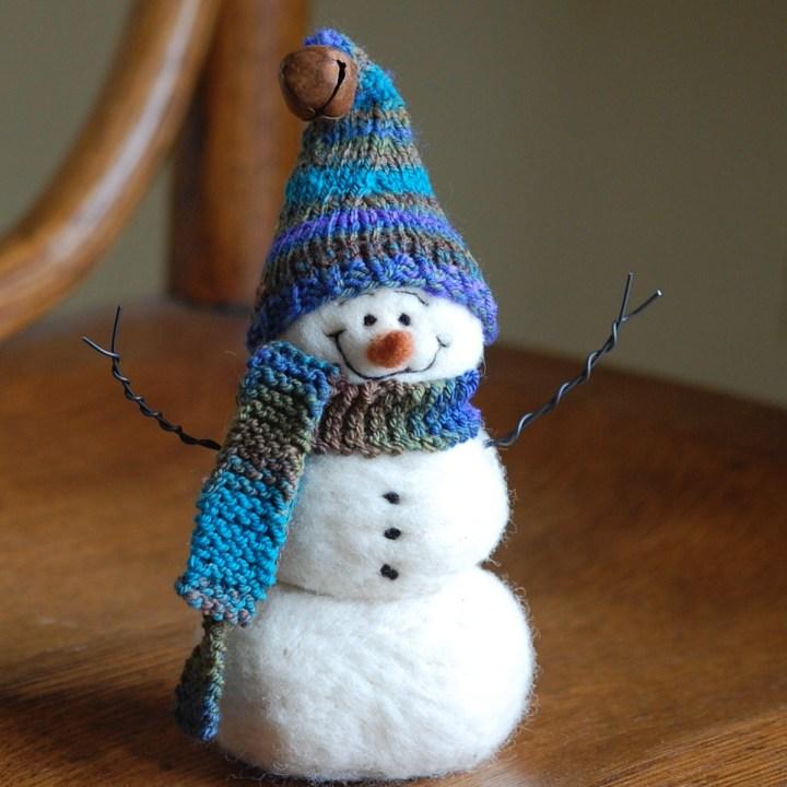 Snowman 001