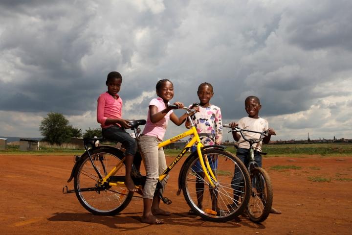La bicicletta può cambiare la vita