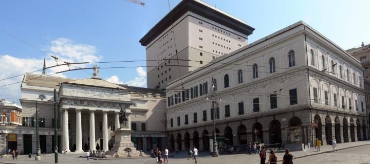 Teatro Carlo Felice GENOVA