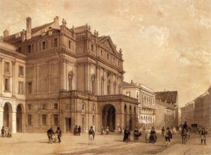 Piazza della Scala, Milano