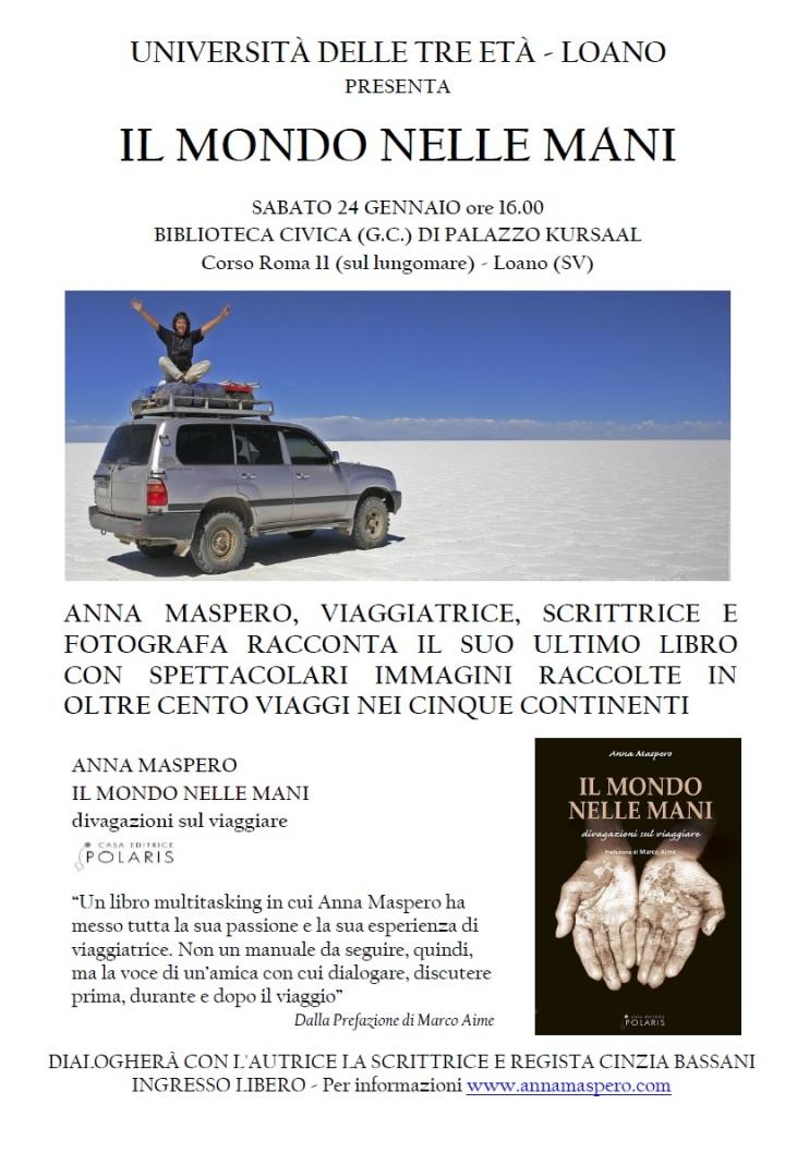 Anna Maspero a Loano